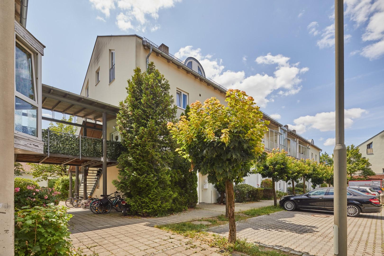 Brüxer Straße 3 - 5