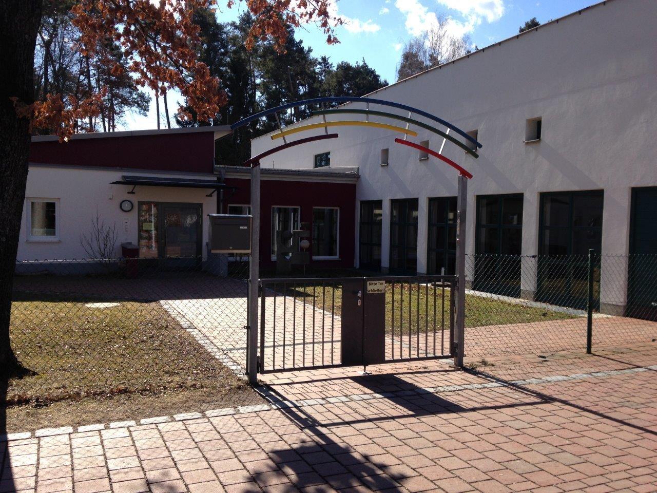 "Kindergarten- u. krippe Siemensstraße ""Unterm Regenbogen"""