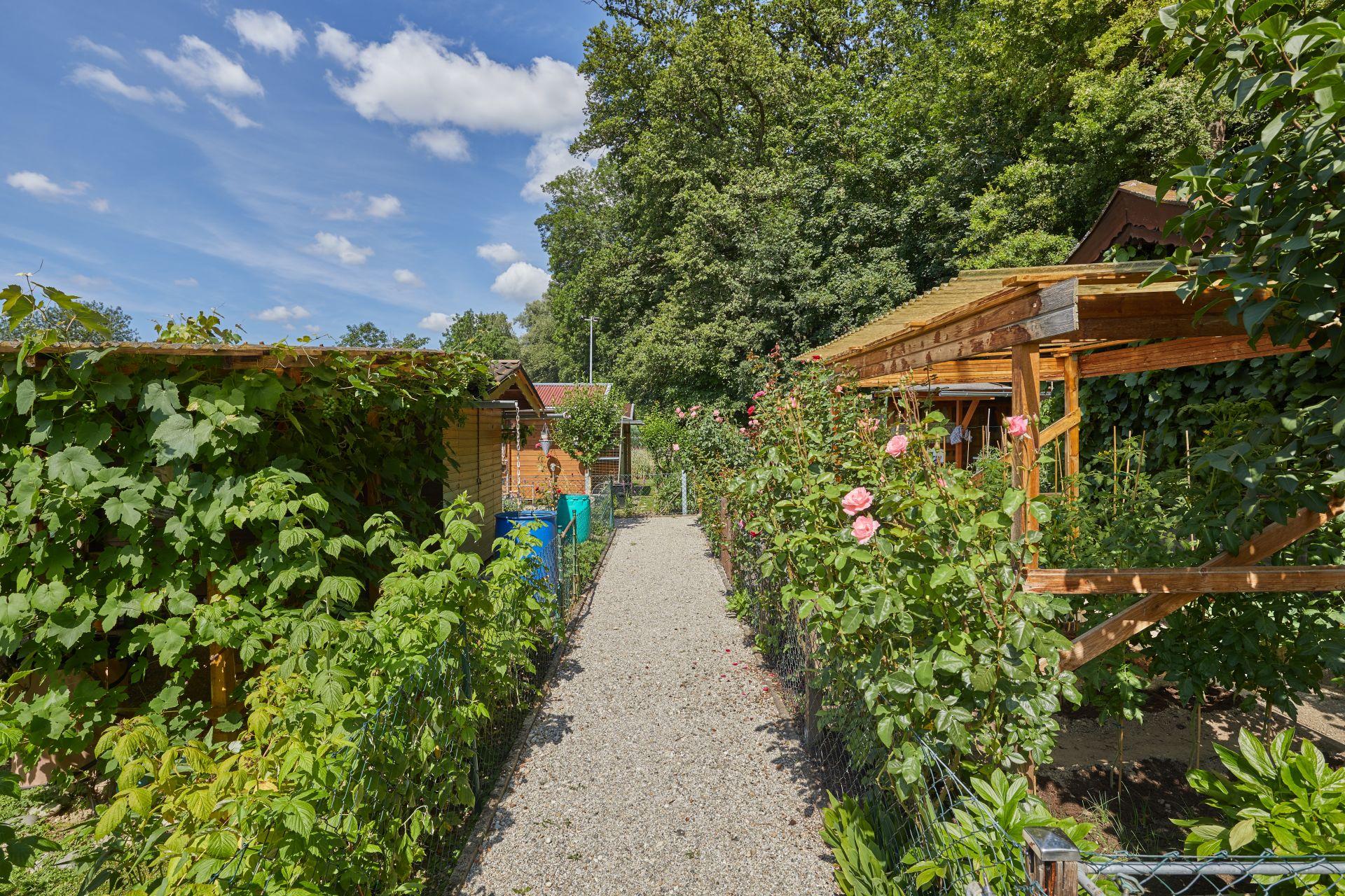 Kleingärten in Waldkraiburg